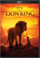 Cover image for The lion king [videorecording DVD] (Live action)