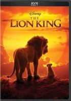 Imagen de portada para The lion king [videorecording DVD] (Live action)