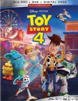 Cover image for Toy story 4 [videorecording Blu-ray]