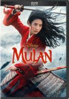 Cover image for Mulan [videorecording Blu-ray] (Yifei Liu version)