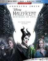 Cover image for Maleficent. Mistress of evil [videorecording Blu-ray]