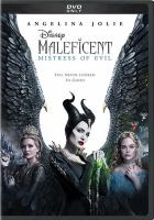 Cover image for Maleficent. Mistress of evil [videorecording DVD]