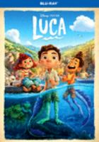 Cover image for Luca [videorecording Blu-ray]
