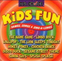 Cover image for Kids fun [games, songs & sing-a-longs].
