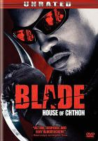 Cover image for Blade house of Chthon