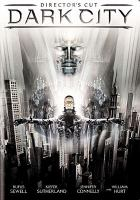 Cover image for Dark city