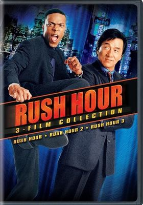 Cover image for Rush hour 3 film collection: Rush hour ; Rush hour 2 ; Rush hour 3