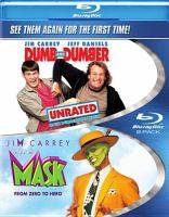 Cover image for Dumb and dumber [videorecording Blu-ray]