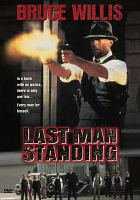 Cover image for Last man standing