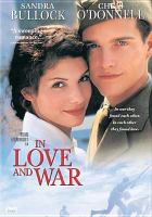 Cover image for In love and war