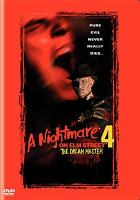 Cover image for A nightmare on Elm Street. 4 [videorecording DVD] : Dream master