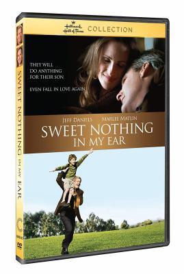 Imagen de portada para Sweet nothing in my ear