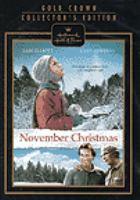 Imagen de portada para November Christmas