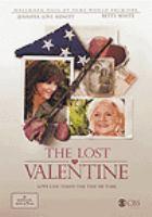 Imagen de portada para The lost valentine