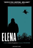 Cover image for Elena
