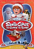 Cover image for Santa Claus is comin' to town!