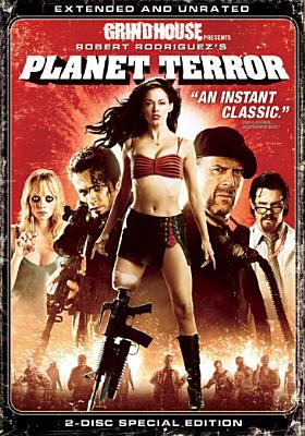 Cover image for Planet terror [videorecording DVD]