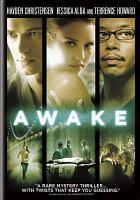 Cover image for Awake [videorecording DVD]