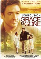 Cover image for Grace is gone