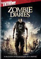 Cover image for The zombie diaries
