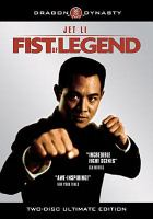 Cover image for Fist of legend