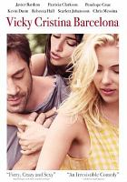 Cover image for Vicky Cristina Barcelona