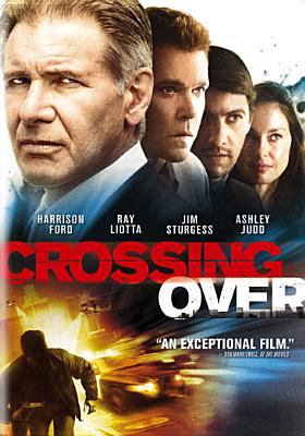 Cover image for Crossing over