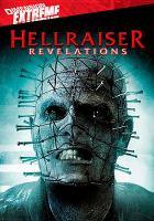 Cover image for Hellraiser. Revelations