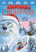 Cover image for Abominable Christmas