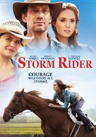 Cover image for Storm rider