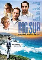 Cover image for Big Sur