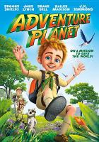 Cover image for Adventure planet