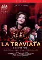 Cover image for La traviata [videorecording DVD] (Renée Fleming version)