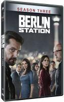 Imagen de portada para Berlin Station. Season 3, Complete [videorecording DVD]