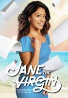 Imagen de portada para Jane the virgin. Season 5, Complete [videorecording DVD]