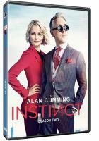 Imagen de portada para Instinct. Season 2, Complete [videorecording DVD]