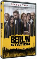 Cover image for Berlin Station. Season 2, Complete [videorecording DVD]