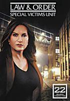 Imagen de portada para Law & order: SVU. Season 22, Complete [videorecording DVD].