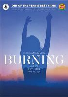 Cover image for Burning [videorecording DVD]