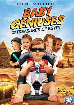 Cover image for Baby geniuses and the treasures of Egypt