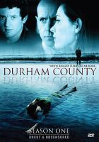 Cover image for Durham County. Season 1, Complete