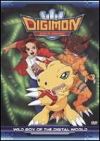 Cover image for Digimon data squad. Wild boy of the digital world