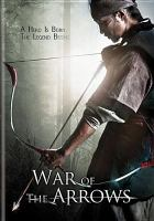 Cover image for War of the arrows