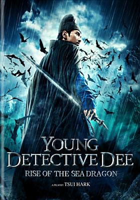 Cover image for Young detective Dee : rise of the sea dragon [videorecording DVD]