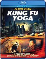 Cover image for Kung fu yoga [videorecording Blu-ray]