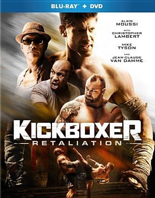 Imagen de portada para Kickboxer. Retaliation [videorecording Blu-ray]