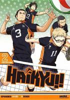 Cover image for Haikyu!!. Collection 2 [videorecording DVD]