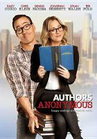 Cover image for Authors anonymous [videorecording DVD]