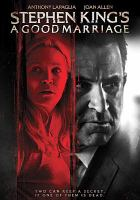 Cover image for A good marriage [videorecording DVD]