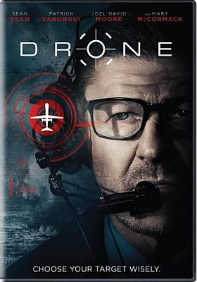 Cover image for Drone [videorecording DVD]